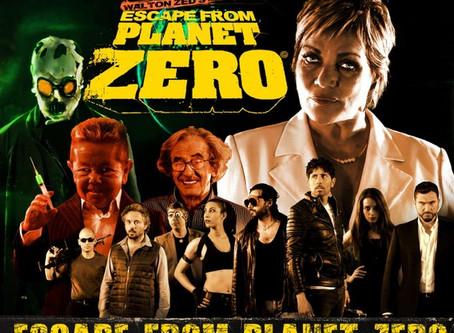 Escape from Planet Zero #uncut (Trailer)