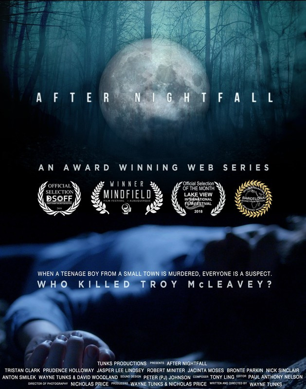 After Nightfall - Best Audience Choice Award OF The Month (April 2018)