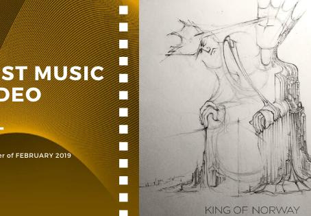 Golden Earth Film Award's Best Music Video winner of February 2019 Edition