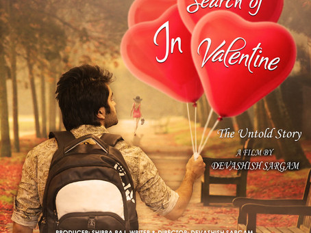 In Search Of Valentine (Trailer)