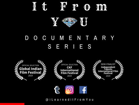 I Learned It From You - S1.E1 (Trailer)