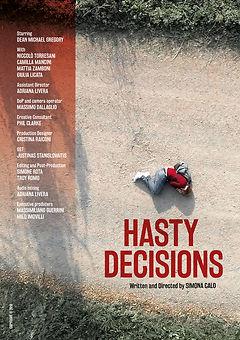 Hasty Decisions.jpg