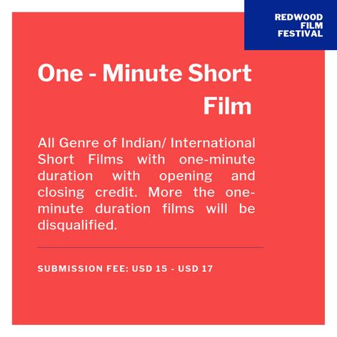 1- Minute Short Film