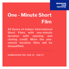 1- Minute Short Film