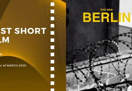 Golden Earth Film Award's Best Short Film winner of March 2020 Edition