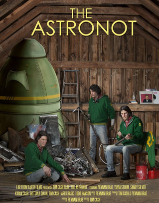 The Astronot - Best Feature Film Of The Month (April 2018)