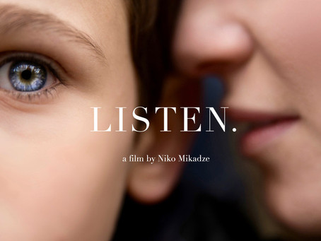 Listen (Trailer)