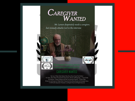 Caregiver Wanted (Trailer)