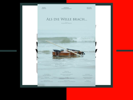 Als die Welle brach ... / As the wave broke ... (Trailer)