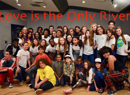 Love Is The Only River