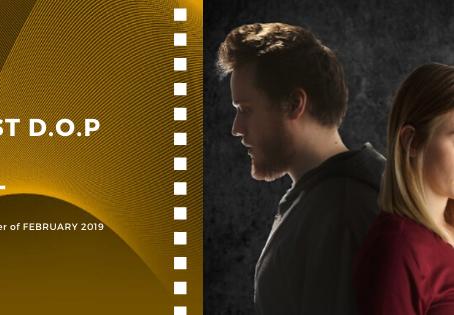 Golden Earth Film Award's Best D.O.P winner of February 2019 Edition