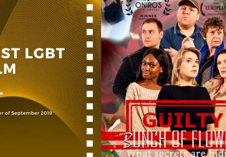 Golden Earth Film Award's Best LGBT Film winner of September 2019 Edition