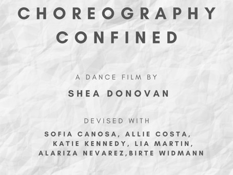Choreography Confined (Trailer)