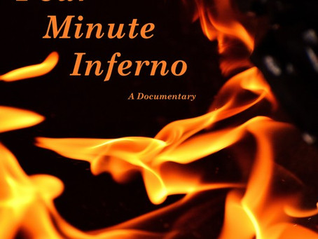 Four Minute Inferno - teaser