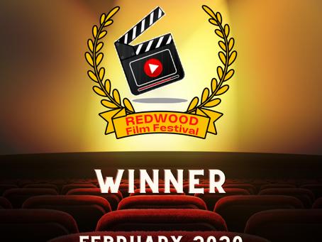 February 2020 - Winner