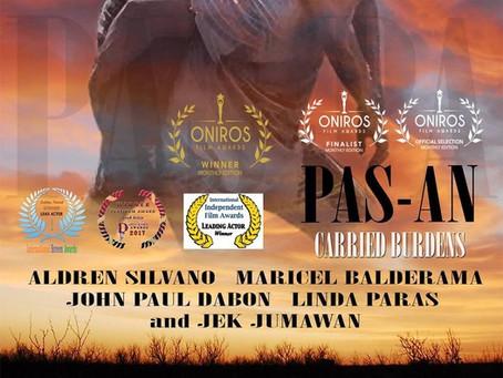 PAS-AN (CARRIED BURDENS)