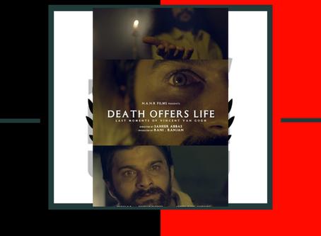 Death Offers Life - last moments of Vincent Van Gogh (Trailer)