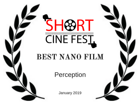 WINNER of the SHORT (January 2019)