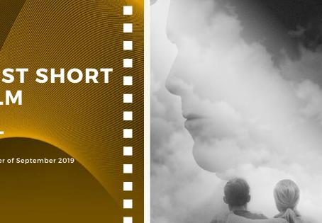 Golden Earth Film Award's Best Short Film winner of September 2019 Edition