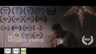 Behold, such clown (Trailer) - Best Screen Writer Of The Month (SEPTEMBER 2017)