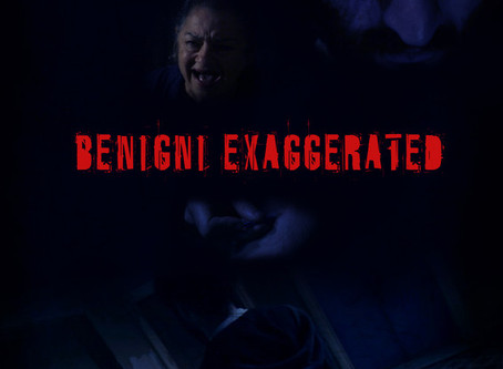 Benigni exaggerated (Trailer)