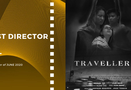 Golden Earth Film Award's Best Director winner of June 2020 Edition