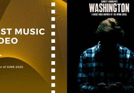 Golden Earth Film Award's Best Music Video winner of June 2020 Edition