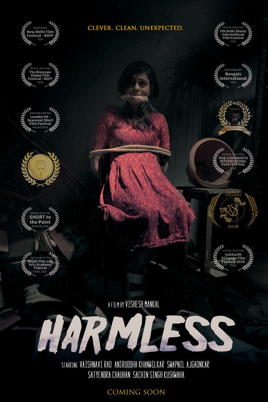 Harmless (Trailer) - BEST EDITOR OF THE MONTH (NOVEMBER-2018)