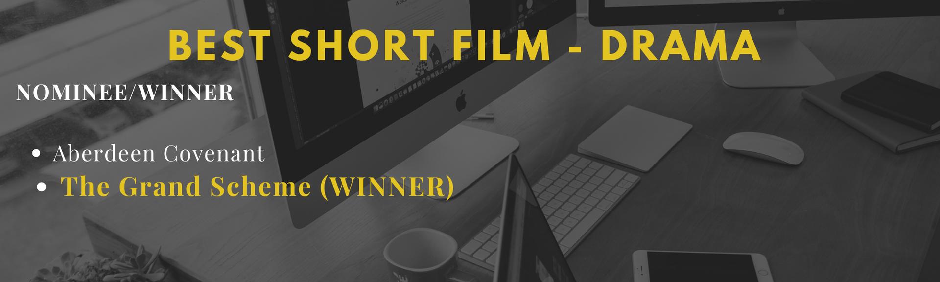 Best Short Film Horror