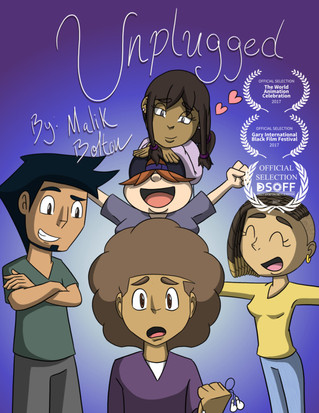 Unplugged - Best Animation Film of The Month (SEPTEMBER 2017)