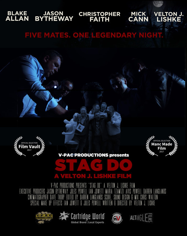 STAG DO (Trailer) - BEST SHORT FILM OF THE MONTH (JULY 2018)