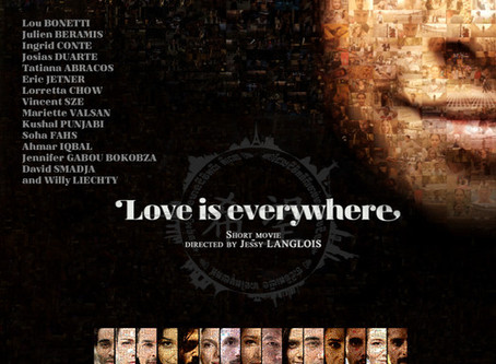Love is everywhere (Trailer)