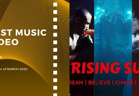 Golden Earth Film Award's Best Music Video winner of March 2020 Edition