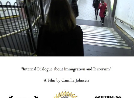 """""""Internal Dialogue about Immigration and Terrorism"""""""