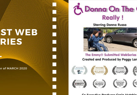 Golden Earth Film Award's Best Web Series winner of March 2020 Edition