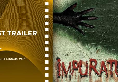 Golden Earth Film Award's Best Trailer winner of January 2019 Edition