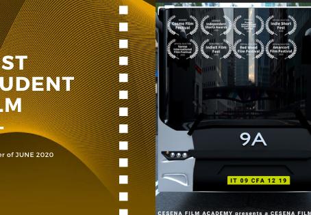 Golden Earth Film Award's Best Student Film winner of June 2020 Edition