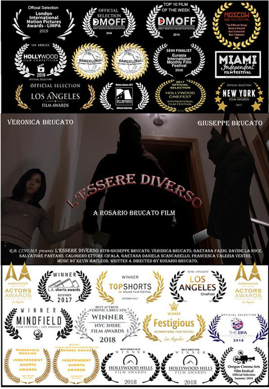 The Different Being (Trailer) - BEST EDITOR OF THE MONTH (OCTOBER-2018)