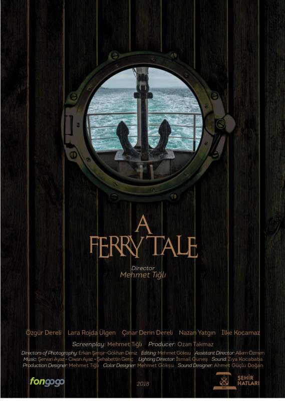A FERRY TALE (Trailer) - BEST EDITOR OF THE MONTH (JULY 2018)
