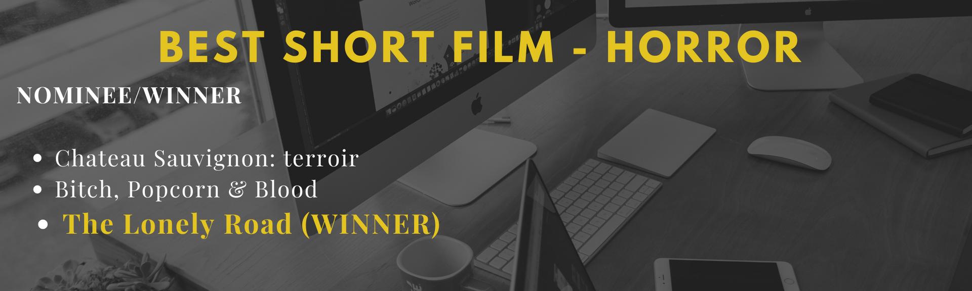 Best Short Film -
