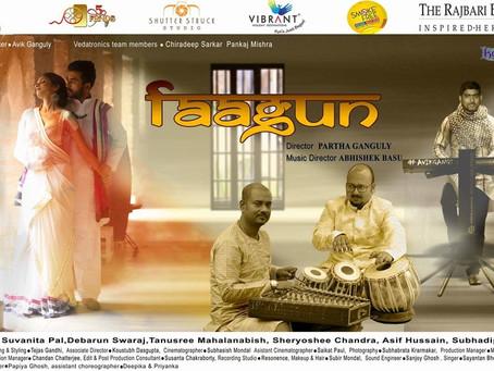 FAAGUN (THE DENSITY OF COLOURS)