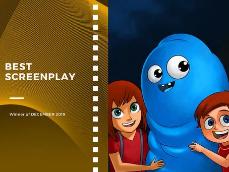 Golden Earth Film Award's Best Screenplay winner of December 2019 Edition