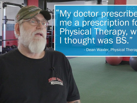 Living An Active Life Without Pain Medication - The Dean Waxler Story