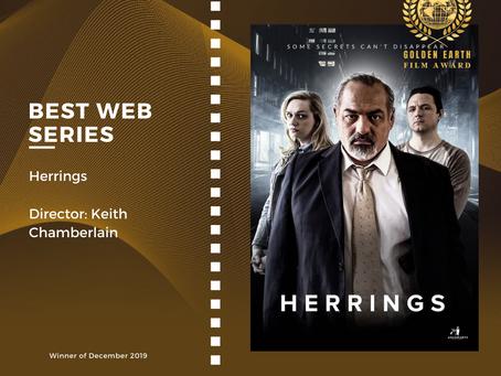 Golden Earth Film Award's Best Web Series winner of December 2019 Edition
