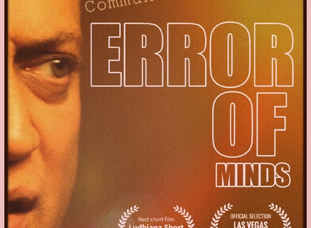 ERROR OF MINDS