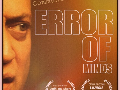 ERROR OF MINDS
