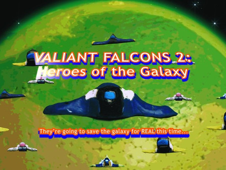 Valiant Falcons 2: Heroes of the Galaxy