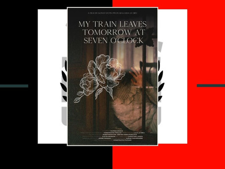 """My Train Leaves Tomorrow at 7 O'Clock"""