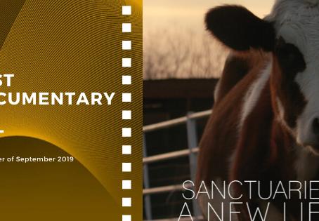 Golden Earth Film Award's Best Documentary Film winner of September 2019 Edition