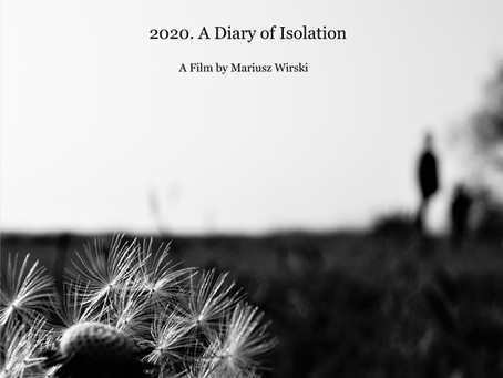 2020. A Diary of Isolation (Trailer)